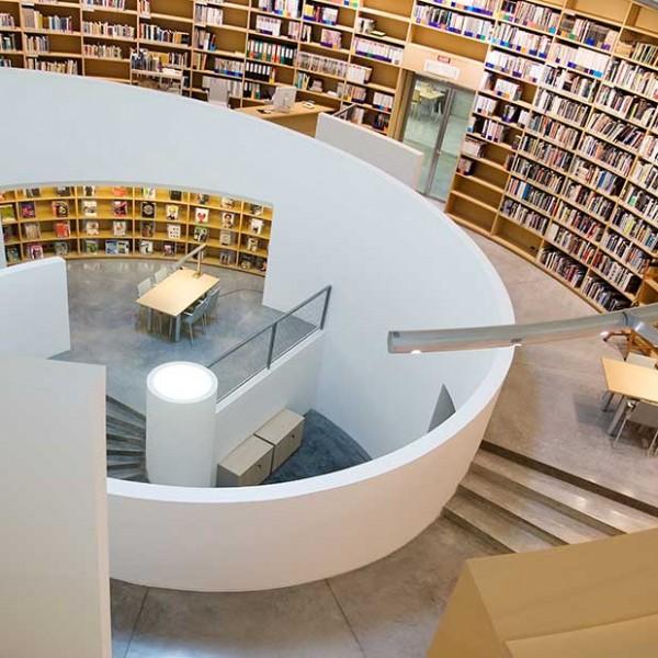 Fabrica | Tadao Ando